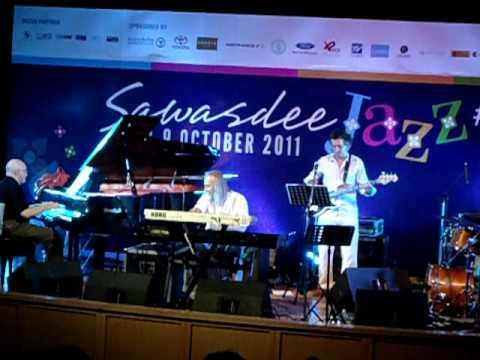Eddie Parker Group at Sawasdee Jazz Festival