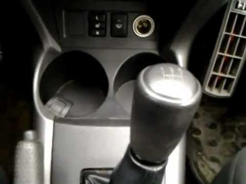 Gear Stick Movement At 5th In Rav4 Getriebeprobleme