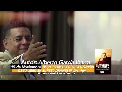 """Presentación de Tintero Publishing y Lanzamiento del Libro """"El Poder de tu Elección"""""""