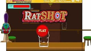 ₣lash ₲ames ϴ Rat Shot Game I