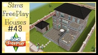 sims freeplay mansion mini