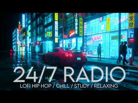 BEST 24/7 Radio Lo-fi Senpai ~ Lofi Hip Hop Beat / Chill / Study / Relaxing ☯