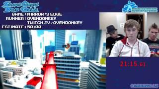 [SGDQ 2013] Mirror's Edge - Ovendonkey (48:29.47)