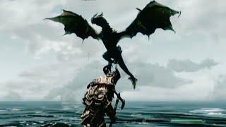 The Elder Scrolls SKYRIM : HOW TO GET TO THE SECRET DRAGON