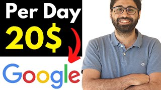 Download Earn 20$ Per Day From Google (Step By Step For Beginners)
