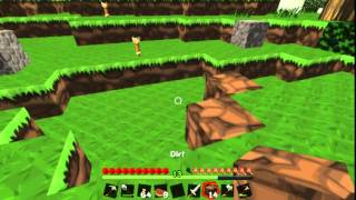 minecraft #5 Nu skal vi lave huset, Nej ikke endnu