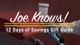 Joe Knows! Top 3 Gift Ideas from 12 Days of Savings Event!