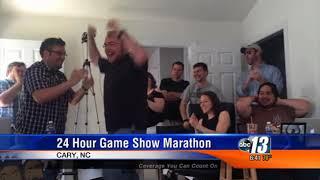24-Hour Game Show Marathon on WSET