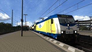 Lets Play Train Simulator 2014 Pleiten Pech und Pannen im Metronom (Folge 36)