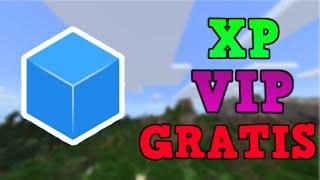 MINECRAFT CUBECRAFT como conseguir XP VIP GRATIS