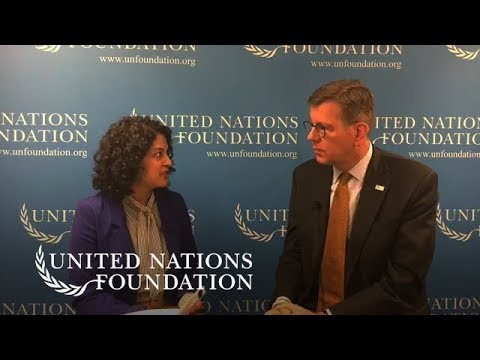 Interview With UNFPA's Arthur Erken