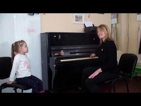 Видеоурок по вокалу с детьми