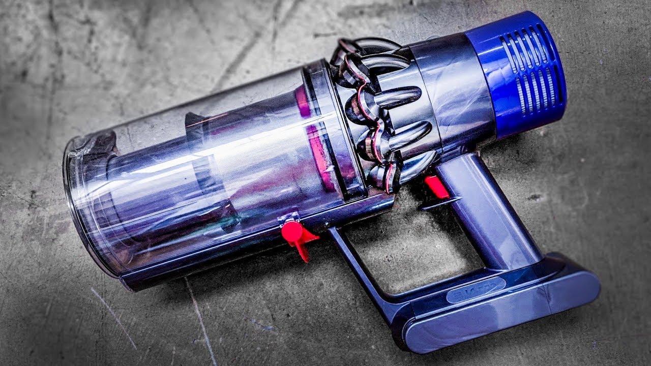 I Tried a $700 Dyson Vacuum...