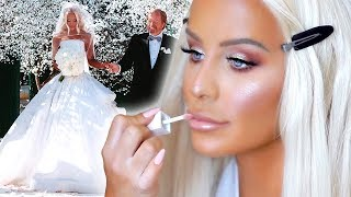 My Wedding Day Makeup | Gigi