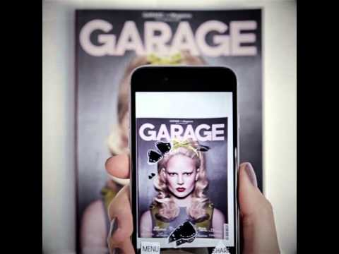 Garage Nº9 Magazine: Scan The Cover