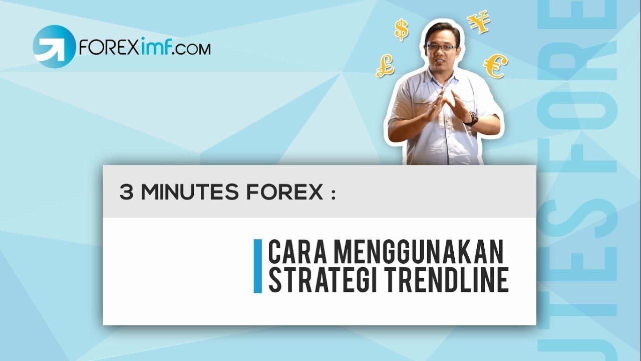 Cara Menggunakan Strategi Trendline dalam Trading Forex ...
