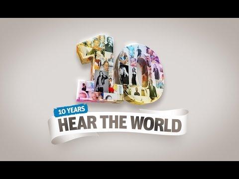10 Jahre Hear the World Foundation