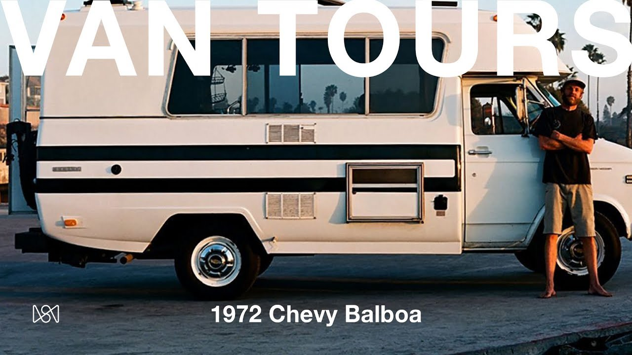 Van Tours: Paul Tralka and his 1972 Balboa