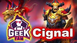 GEEK FAM vs CIGNAL - GRAND FINAL SEA - WePlay! Bukovel Minor 2020 DOTA 2