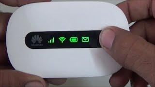 Huawei E5220s Wifi device Complete Setup Guide