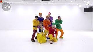 BTS (방탄소년단) - 고민보다 Go (GOGO) Dance Practice (Mirrored)