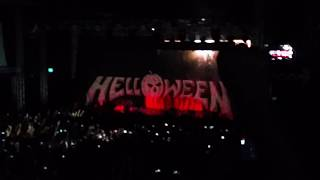 Helloween - Halloween (Live @Pepsi on Stage - 2017-10-31)