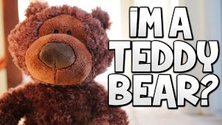 IM A TEDDY BEAR? (Reading YouTube Comments) Thumbnail
