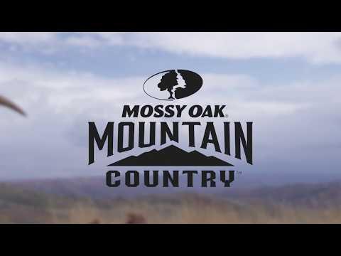 Mossy Oak Mountain Country Elk