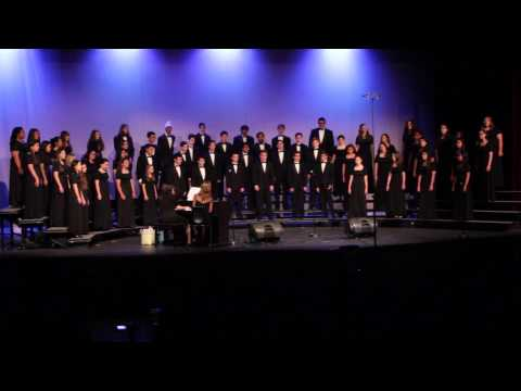 Concert Choir--Corner of the Sky from Pippin