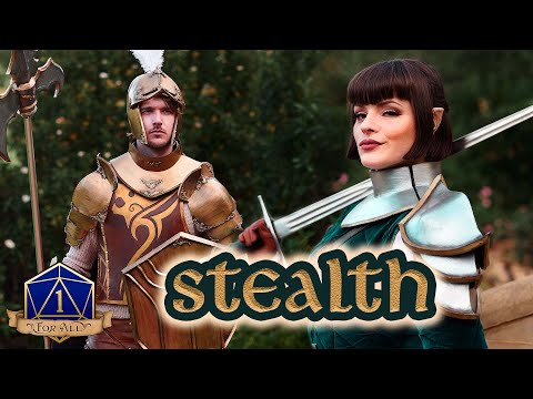 Stealthy Approach  1 For All  D&D Comedy Web-Series