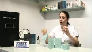 Antioxidante en el envejecimiento con  Blemish Defense Serum