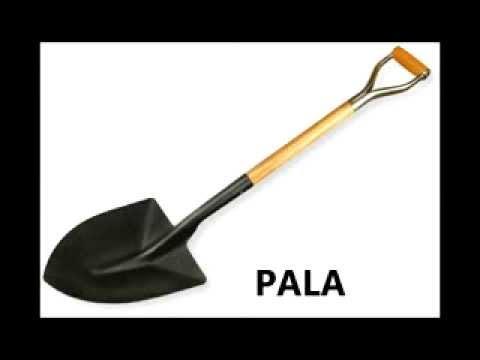 PALABRAS CON LETRA P - YouTube