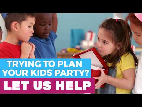 Kids Birthday Parties at Seasons Family Centre | Toronto