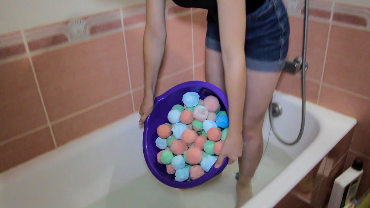 Пристал к маме в ванне