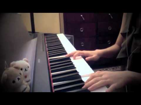 To The Moon OST - Everything's Alright (Laura Shigihara) piano cover