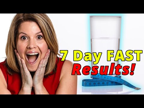 7-day-water-fast-results-are-in!