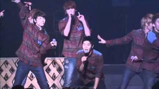 ZE:A - Here I Am (live - Jap. Ver.)