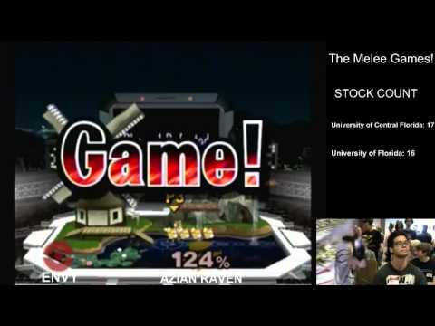 The Melee Games: UCF vs UF
