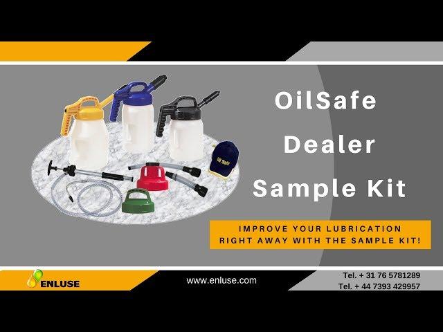 dealer sample kit