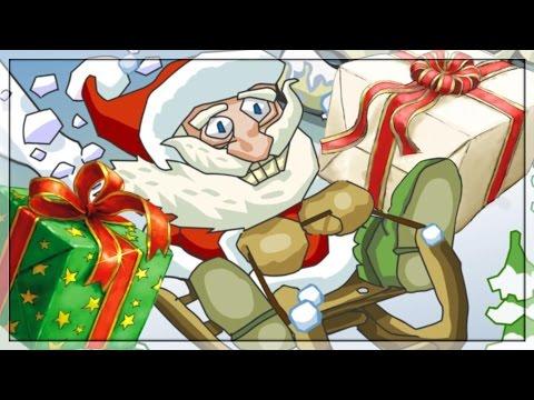 Gry Online Świąteczne: ŚW. MIKOŁAJ NADCHODZI! Gra Snow Line