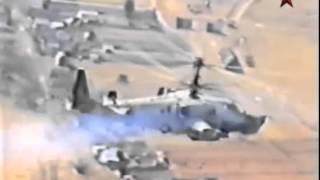 Боевой ударный вертолет Ка-50