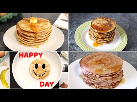 How to Make Perfect Pancake in 3 simple ways • Happy Pancake Day