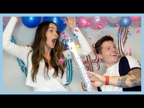 OUR GENDER REVEAL!