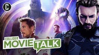 Avengers 4 Wraps & Chris Evans Clarifies His Goodbye to Cap - Movie Talk