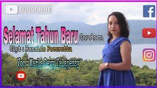 Download lagu SELAMAT TAHUN BARU SAUDARA - MARLA DEVY TALAPESSY - LAGU TERBARU CIPT : RONALDO POCERATTU