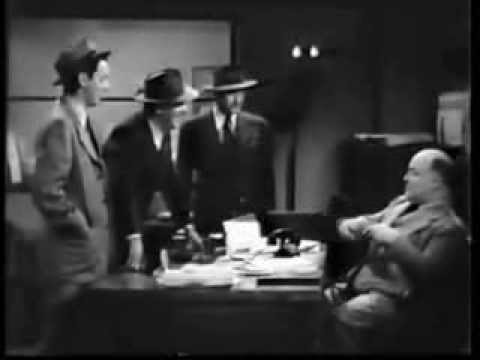 Man from Headquarters 1942 COMEDY