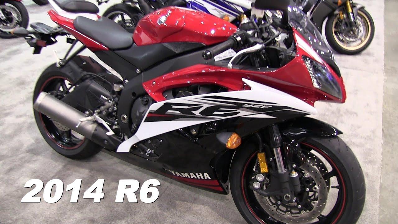 2014 yamaha r6 walk around video youtube for Yamaha r6 2014