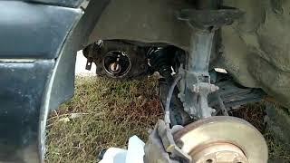 Замена выжимного подшибника VW Vento/Golf mk3