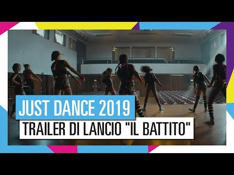 "JUST DANCE 2019 - Trailer di lancio ""Il Battito"" (EMEATV spot)"