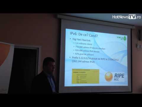 RCS&RDS despre tranzitia la IPv6